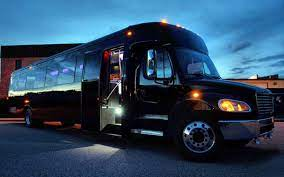 Renting a Party Bus for a Group of People