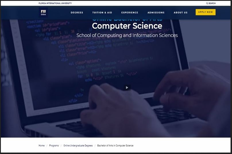 What Is The Best Online Computer Science Degree?