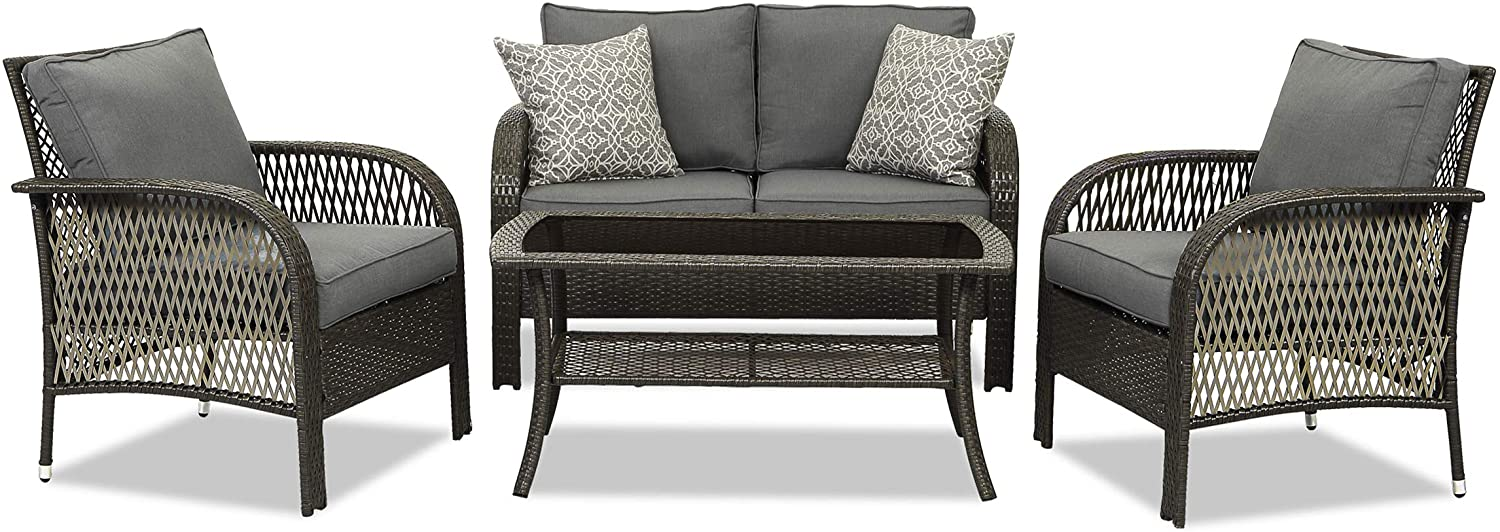 Outdoor Patio Furniture Sets – The Right One For Your Living Space